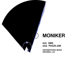 Moniker - Coma Berenices EP , Vinyl - Unconditional Music, Unearthed Sounds - 1