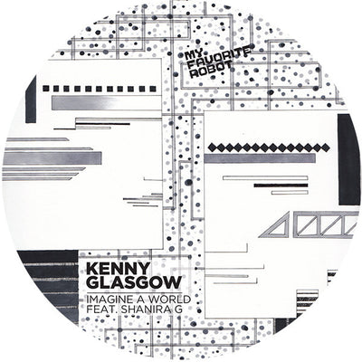 Kenny Glasgow - I A W (feat. Shanira G) - Unearthed Sounds, Vinyl, Record Store, Vinyl Records