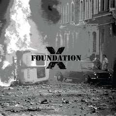 Foundation X 004 - Threshold, Skitty, Nolige & X-Nation - Unearthed Sounds