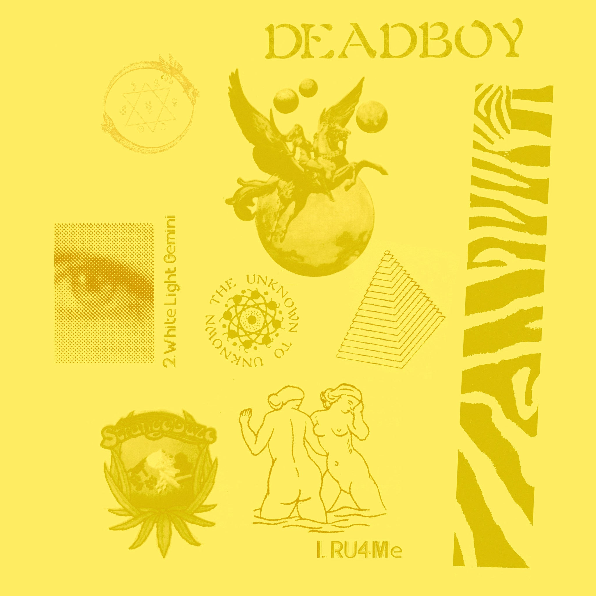 Deadboy - White Light Gemini - Unearthed Sounds