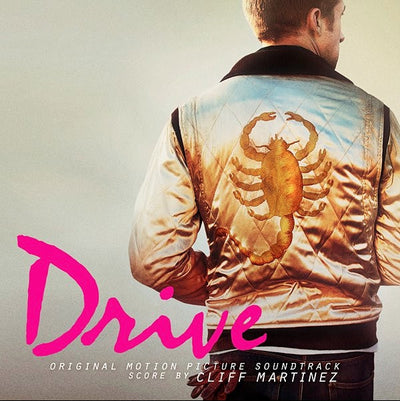 Cliff Martinez - Drive Soundtrack (Blue Vinyl Version) - Unearthed Sounds