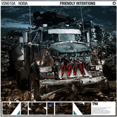 Noisia - Friendly Intentions / Displaced - Unearthed Sounds