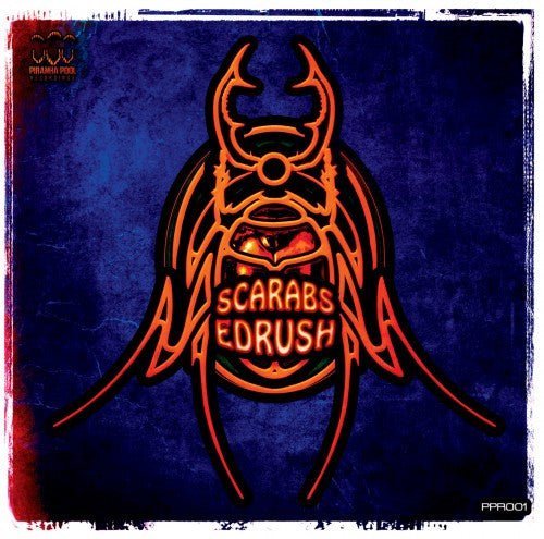Ed Rush - Scarabs / Boxcar - Unearthed Sounds