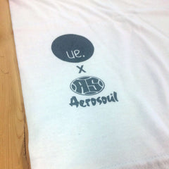Unearthed x Aerosoul (White) Collaboration Heavy Blend T-Shirt