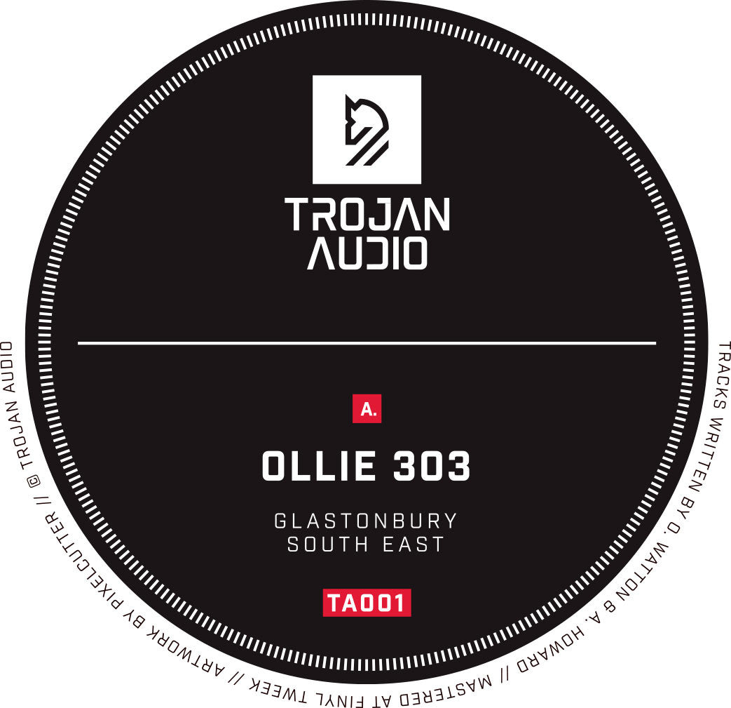 Ollie 303 – Glastonbury South East / AxH remix - Unearthed Sounds