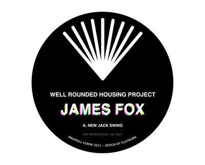 James Fox / Mean Poppa Lean - New Jack Swing / Personality - Unearthed Sounds