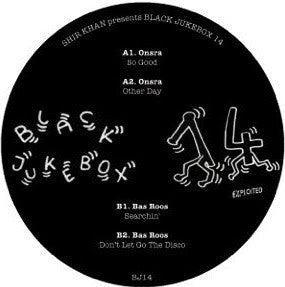 Various Artists - Shir Khan Presents Black Jukebox 14 - Unearthed Sounds