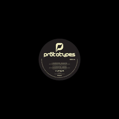 The Prototypes - Pale Blue Dot / Humanoid - Unearthed Sounds