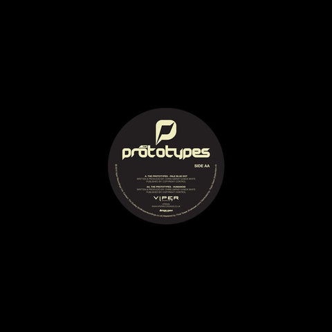 The Prototypes - Pale Blue Dot / Humanoid