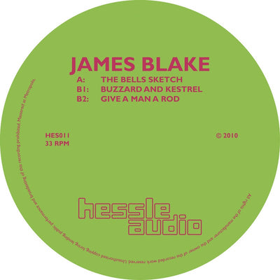 James Blake - The Bells Sketch - Unearthed Sounds, Vinyl, Record Store, Vinyl Records