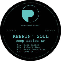Keepin Soul - Deep Basic - Unearthed Sounds