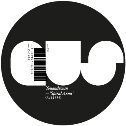 Youandewan - Spiral Arms w/ Marquis Hawkes Remix - Unearthed Sounds