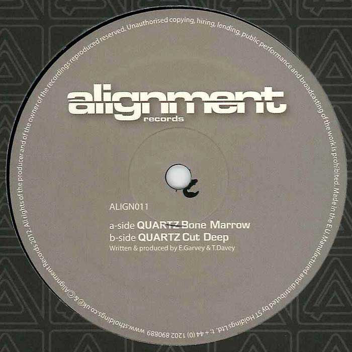Quartz - Bone Marrow / Cut Deep - Unearthed Sounds