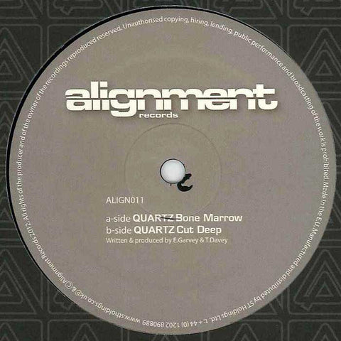 Quartz - Bone Marrow / Cut Deep