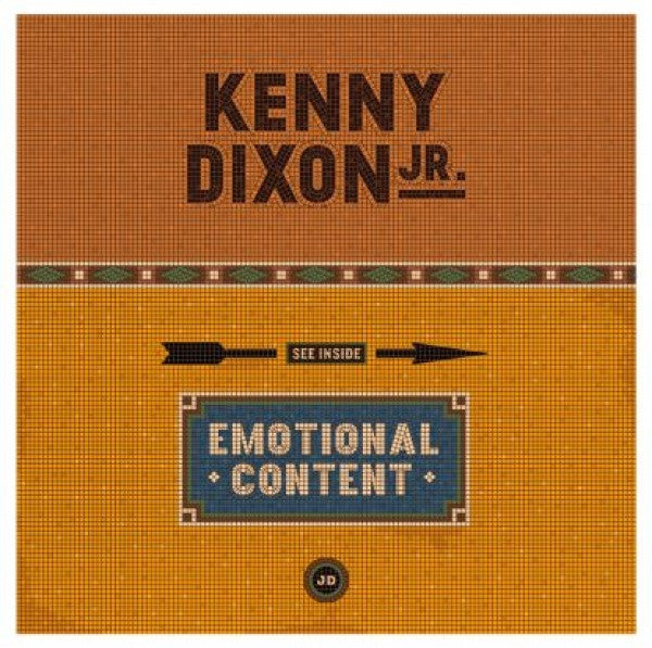 Kenny Dixon Jnr - Emotional Content (TPs Emotionally Deep Remix) - Unearthed Sounds