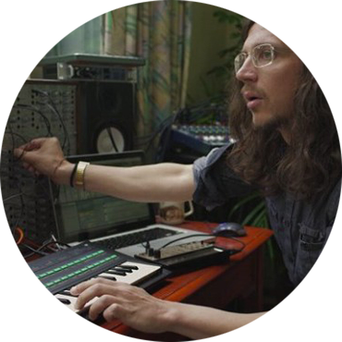 Legowelt - Institute of the Overmind - Unearthed Sounds