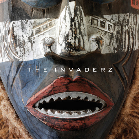 The Invaderz - New Found Dialect LP
