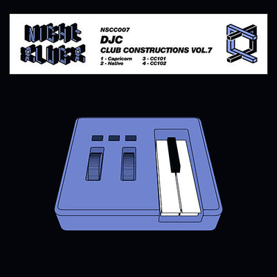 DJC - Club Constructions 7 - Unearthed Sounds