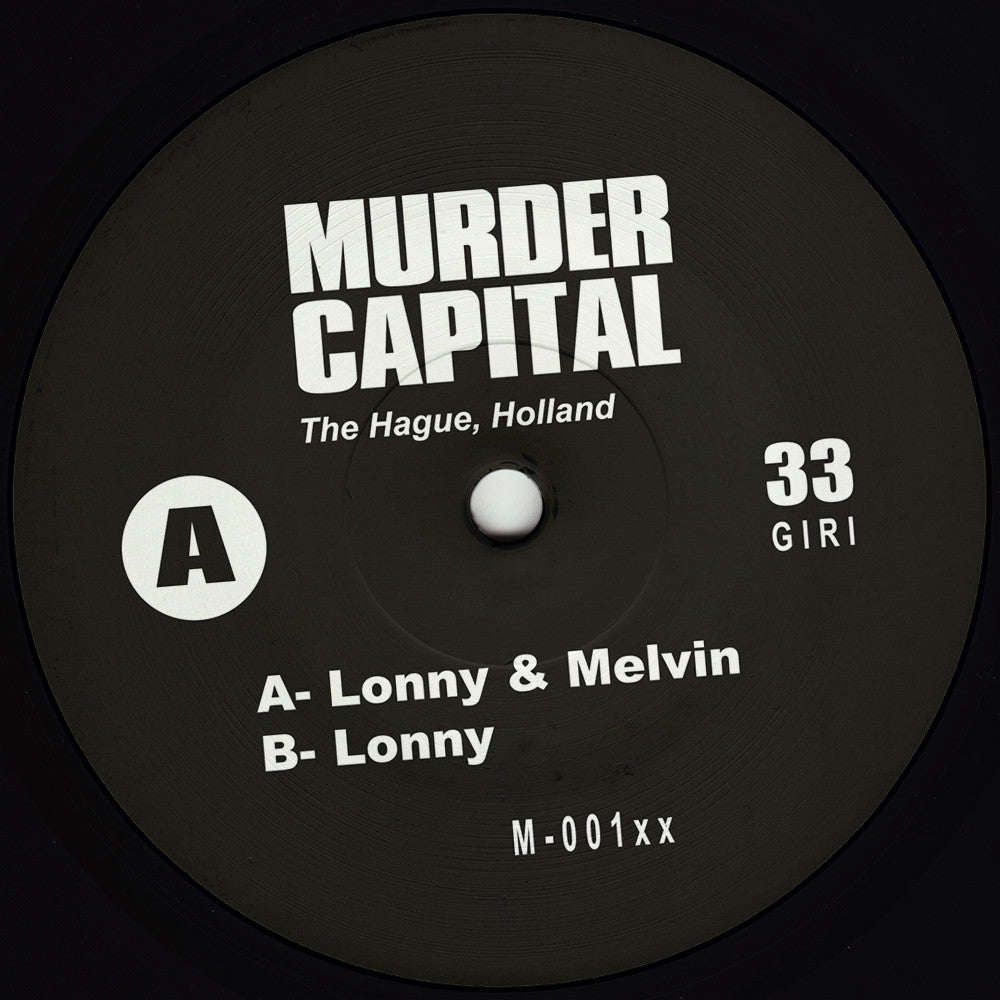 Lonny & Melvin - Murdercapital EP - Unearthed Sounds