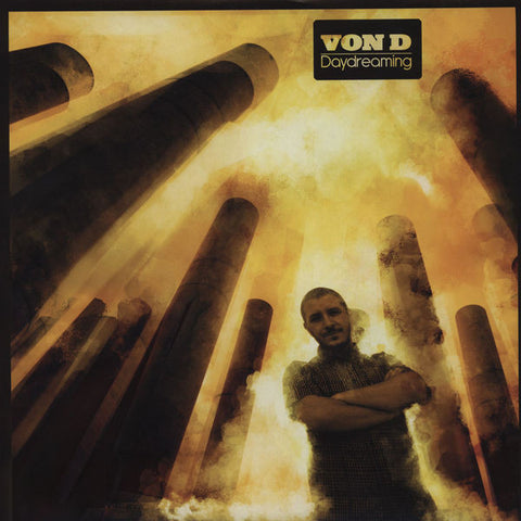 "Von D ‎- Daydreaming LP [2x12"" Vinyl]"