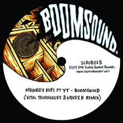 Vital Techniques & Mickey B remixes , Vinyl - Scrub A Dub, Unearthed Sounds - 2