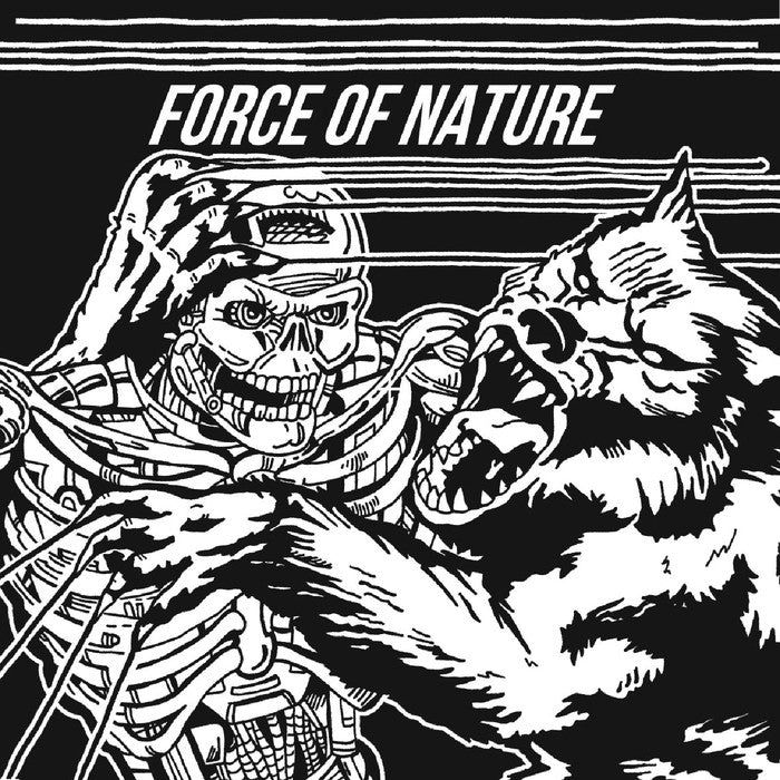 Lake Haze - Force of Nature EP - Unearthed Sounds