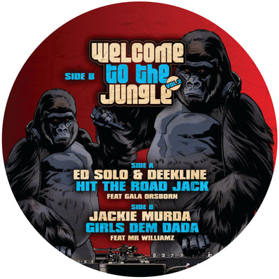Welcome to the Jungle Vol 2 - Sampler Two - Unearthed Sounds