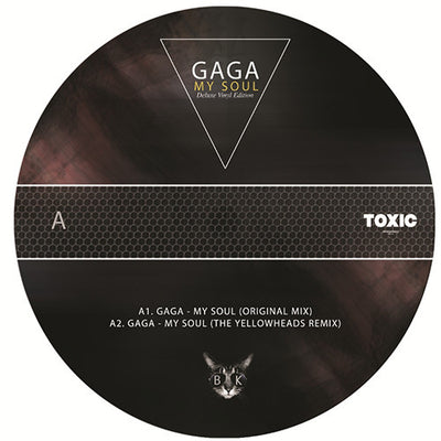 Gaga - My Soul / Remixes - Unearthed Sounds