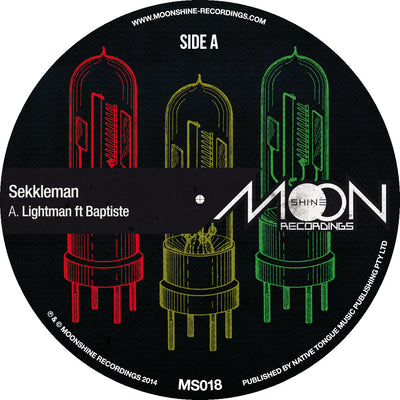 Sekkleman - Lightman / 18 Dromilly Ave - Unearthed Sounds