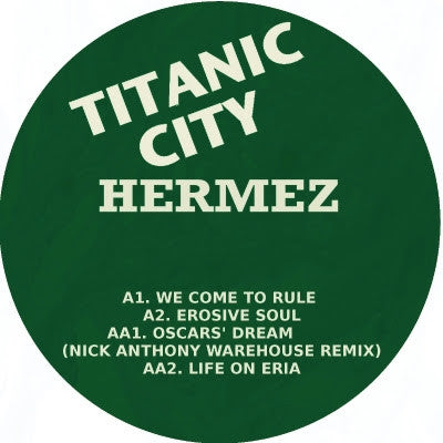 Hermez / Nick Anthony - We Come to Rule - Unearthed Sounds