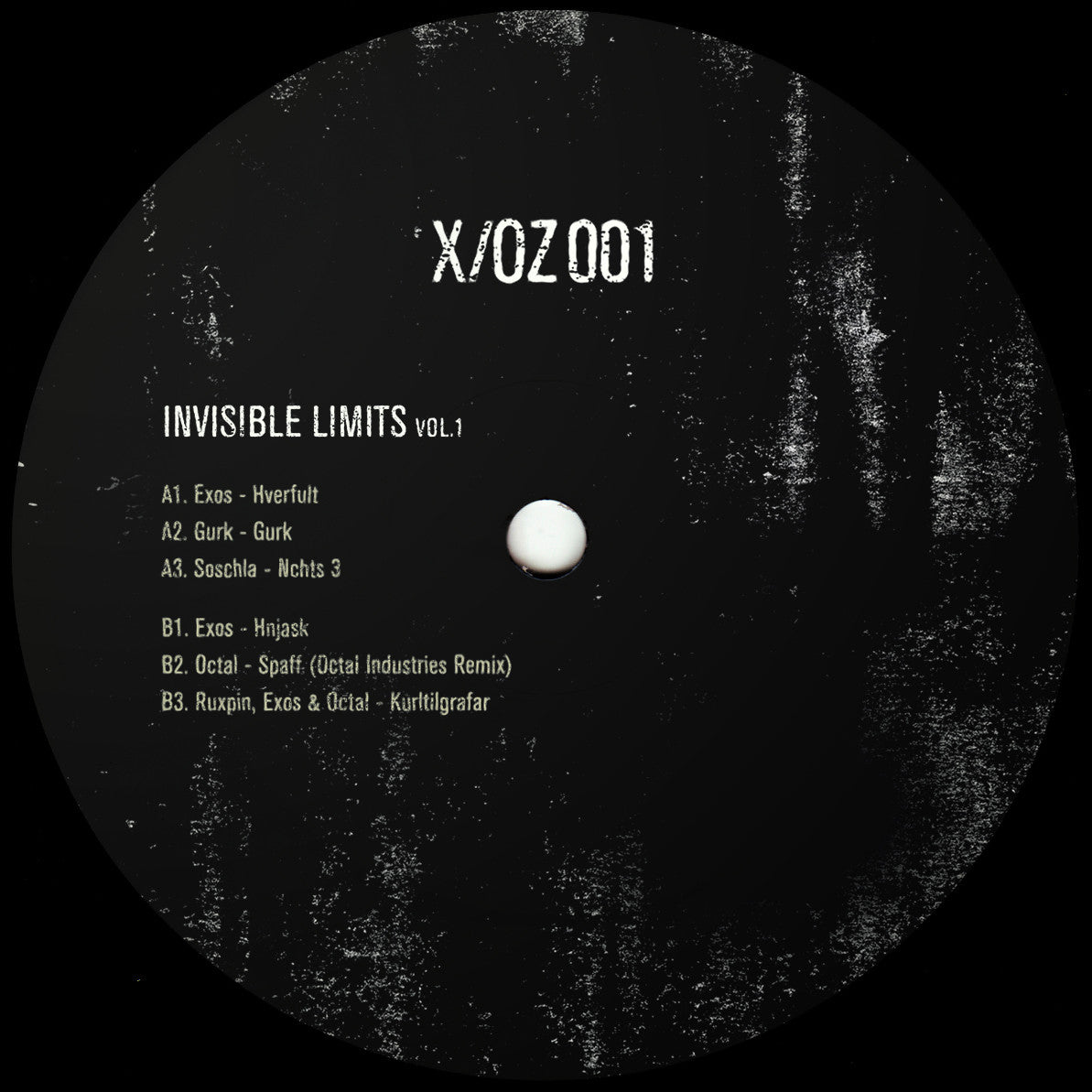 Various Artists - Invisible Limits I