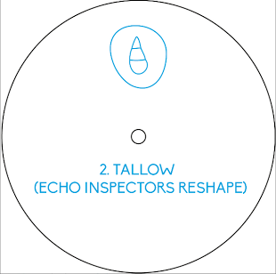 Unknown Artist - Tallow (Incl. Echo Inspectors Reshape) - Unearthed Sounds