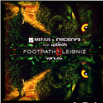 Mefjus & Insideinfo - Footpath / Leibniz - Unearthed Sounds, Vinyl, Record Store, Vinyl Records