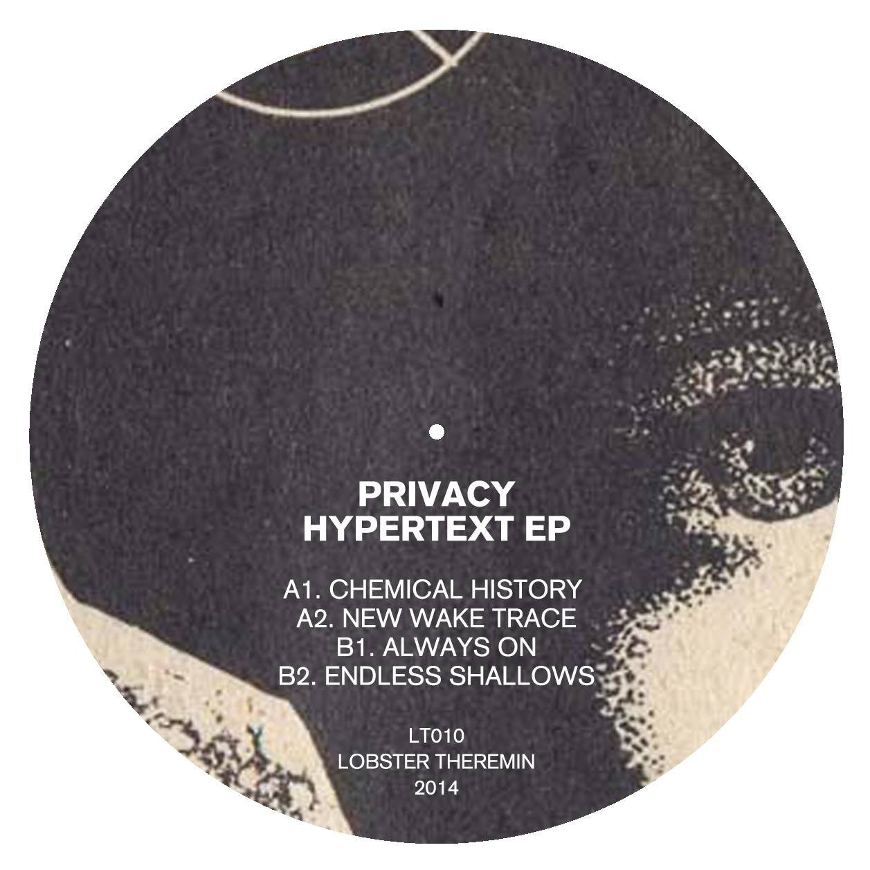 Privacy - Hypertext Repress - Unearthed Sounds