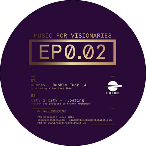 Various Artists - Music For Visionaries 0.02