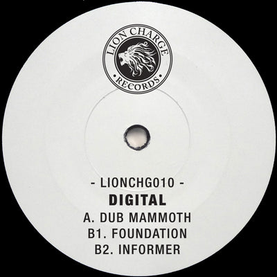 Digital - Dub Mammoth EP - Unearthed Sounds