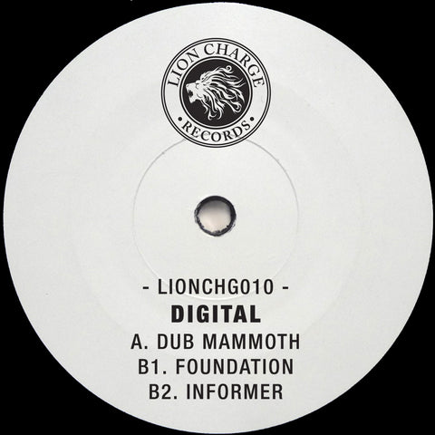 Digital - Dub Mammoth EP