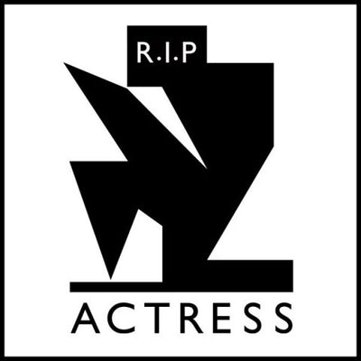 "Actress - R.I.P [2x12"" LP] - Unearthed Sounds"