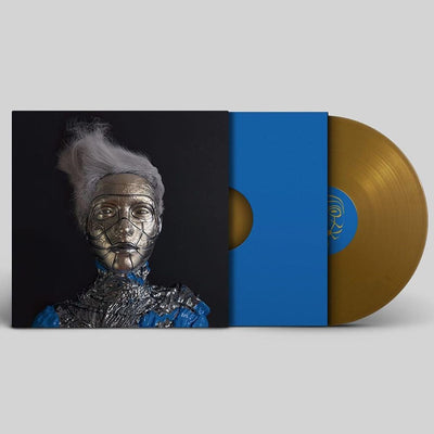 "Alex Banks / Woulg / War - Blue Gold [Gold 180g 12"" Vinyl] - Unearthed Sounds"