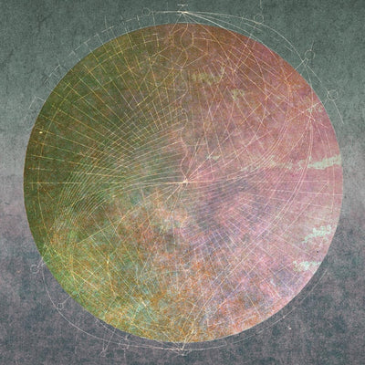 "Es.tereo - Drifter Dub & Perception (inc. Forest Drive West remix) [Marbled Gold 12"" Vinyl]"