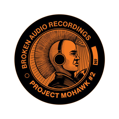 "Project Mohawk #2 10"" Dubs - Unearthed Sounds"