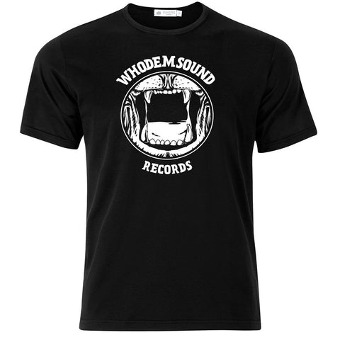 WhoDemSound Tee 45 Black Edition