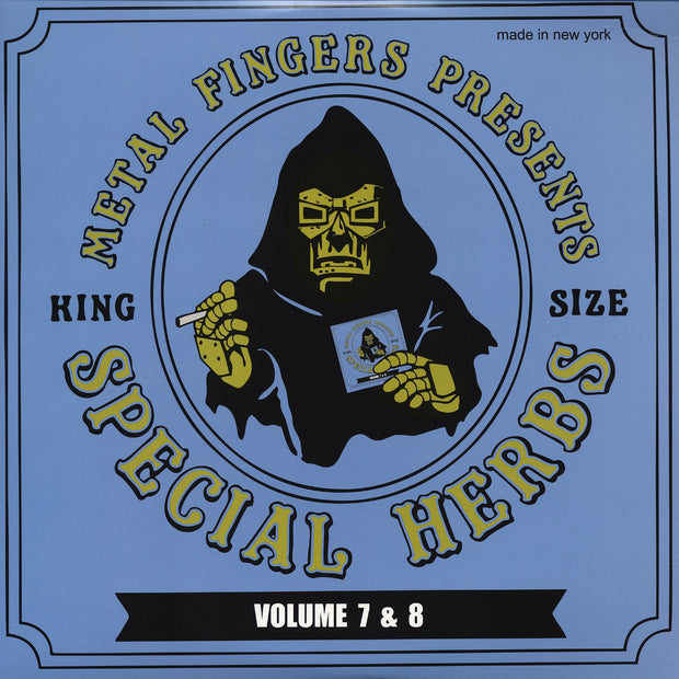 MF Doom - Special Herbs Vol. 7 & 8 - Unearthed Sounds