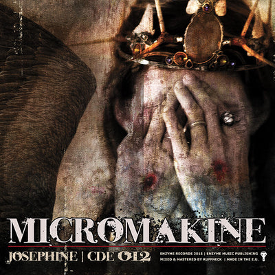 Micromakine - Josephine [CD Album] - Unearthed Sounds
