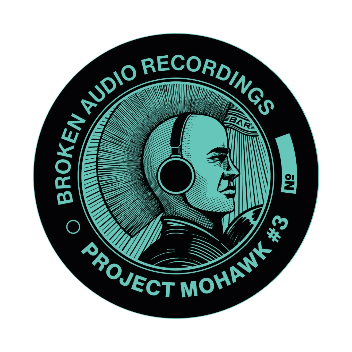 "Project Mohawk #3 10"" Dubs - Unearthed Sounds"