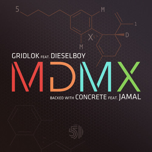 Gridlok - MDMX / Concrete - Unearthed Sounds