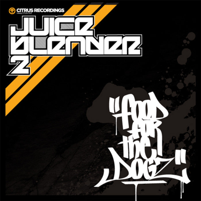Various Artists - Juiceblender 2: Food for the Dogz [CD Album] - Unearthed Sounds