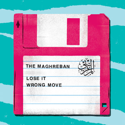 The Maghreban - Lose It , Vinyl - black acre, Unearthed Sounds