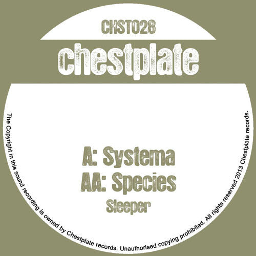 Sleeper - Systema/ Species - Unearthed Sounds