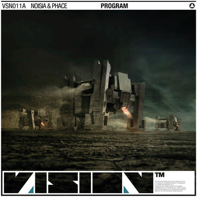 Noisia & Phace - Program / Regurgitate - Unearthed Sounds